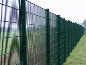 358 Hign Security Fence