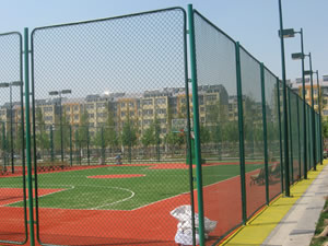 Woven Mesh Sports Fencing