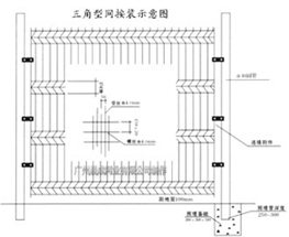 Products Drawing Anping County Tailong Wire Mesh Products